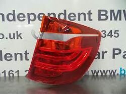 Tail Lamp Right Hand Genuine Bmw New X3 F25 63217217306