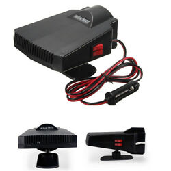 New 12V 200W 12.5A-16.7A Car Ceramic Heater Cooler Dryer Fan Defroster Demister