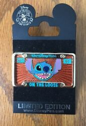 Wdw - Spotlight License Plate Collection Stitch Le