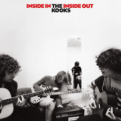 The Kooks Inside In/inside Out 2014 Album Cover Canvas Wall Art Poster Print Cd