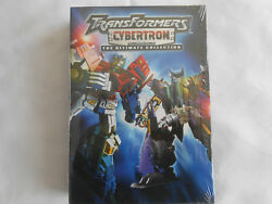 Transformers Cybertron - The Ultimate Collection Dvd, 2008, 7-disc Set