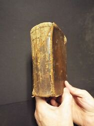 1812 First Stereotyped Bible In The Us - Printed In Philadelphia