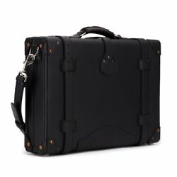 Lawyer Womens Mens Messenger Bag Leather Briefcase Laptop Case Attache Catalog