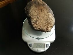 Authentic Meteor And Meteorites Outer Space Fossil Rock Collectible Fragment 39