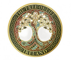 Ireland Irish Tree Of Life Collectors Edition Coin In Anti-dust Case