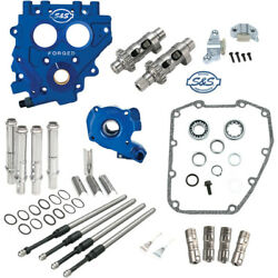 Sands Chain-drive 585 Easy Cam Chest Upgrade Kit Cams For 1999-2006 Harley Twin Ca