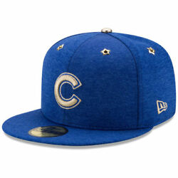 Chicago Cubs New Era Royal 2017 MLB All-Star Game Side Patch 59FIFTY Fitted Hat