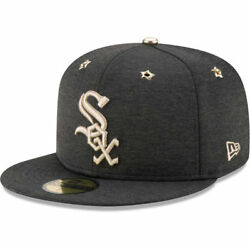 Chicago Whtie Sox New Era 2017 MLB All-Star Game Side Patch 59FIFTY Fitted Hat
