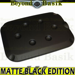 2011-2016 Ford Superduty F250 F350 F450 Matte Black Fuel Gas Door Cover Overlay