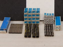 Nos Usa Gm And Trw Engine Freshen Kit Hydraulic Lifters, Valve Springs, Pushrods