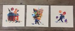 Olly Moss Game Of The Year Prints X 3