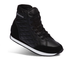 Kp321bl Kpop Girls Height Elevator Fashion Sneakers High Top 2.8 Tall