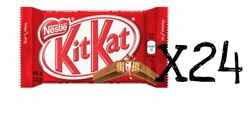 Kit Kat Chocolate Bars from Canada 24x45g bars per order Bought FRESH