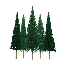 Jtt Scenery Products - Super Scenic -ho Scale - Pine 4- 6 24/pk New 92003