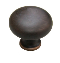 Style Selections Cabinet Door Drawer Knob Z772b-31-eorb Qty2