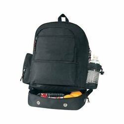 Xtitix Backpack with Cooler On Bottom Black