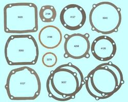 Chevrolet Chevy 1937-54 Transmission And U Universal Joint Gasket Set Manual Std