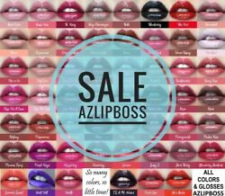 Lipsense Lot Bundle 8 Colors, New Sealed Nwt You Choose Colors From List