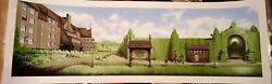Mark Englert Kubrick The Shining Signed All Work And No Play Print Poster Mondo