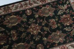 2x3.5 Indo-persian Hand Knotted Kashan Accent Rug