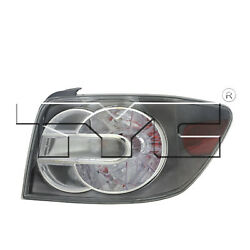Tail Light Assembly-NSF Certified Right TYC 11-6595-90-1 fits 07-09 Mazda CX-7