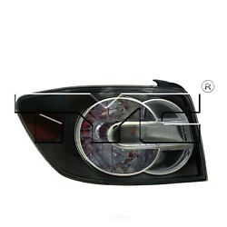 Tail Light Assembly-NSF Certified Left TYC 11-6596-90-1 fits 07-09 Mazda CX-7
