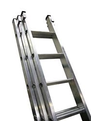 Lyte Three Section Class One Industrial Extension Ladder - New