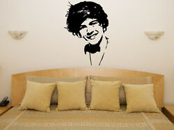 Harry Styles One Direction Children's Bedroom Decal Wall Art Sticker Picture