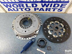 Bmw 325e And 528 New Clutch Kit 228mm  6/1986-1988