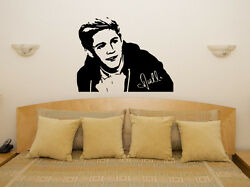 Niall Horan One Direction Childrens Bedroom Decal Wall Art Sticker Decor Picture