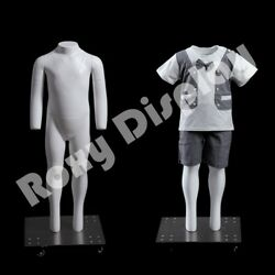 Children Invisible Ghost Mannequin With Removable Neck And Arms 2 Year Old