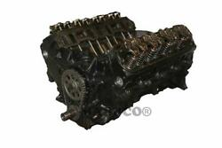 Remanufactured Ford 5.8 Premium 351w Long Block 1983-1993 - No Core Required