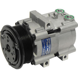 new ac compressor and clutch 1992-1993 ford crown victoria 4.6 lincoln town car