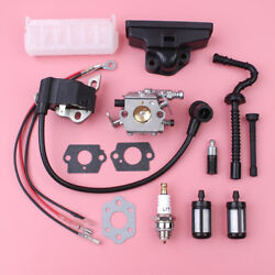 Carburettor Carb Ignition Coil Air Filter For Stihl Ms250 Ms230 Ms210 025 023