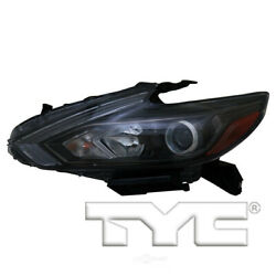 Headlight Assembly-NSF Certified Left TYC 20-9788-90-1 fits 2016 Nissan Altima