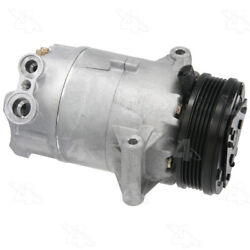 New AC Aftermarket Compressor And Clutch 68275