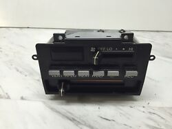 1984-87 Honda CRX Climate Control Free Shipping