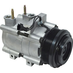 new ac compressor and clutch 2006-2011 LINCOLN TOWN CAR 4.6 LITER