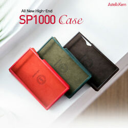 Genuine Astellandkern Sp1000 Swedish Natural Leather Carrying Case Cover Skin