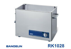 Bandelin Sonorex Super Rk 1028 Without Heater Ultrasonic Cleaner 280 Litre