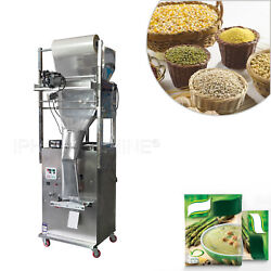 10-999g Packing Machine Three Side Seal&Granule Weighing(Max Size:16*28CMW x L)
