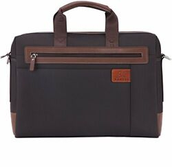 Banuce RTXCXBM032-BK Men's Waterproof PU Leather Briefcase Shoulder Bags Atta...