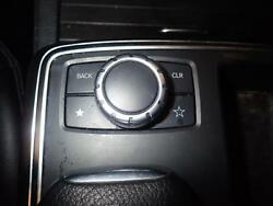 13 14 15 Mercedes Ml350 Display Controller Switch