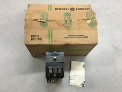 New In Box General Electric Time Delay Relay With Timer Cr122b04022a