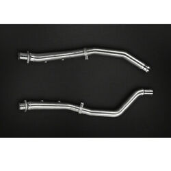 Capristo Mercedes Gle 63/s Or 500 Cat Test Pipes