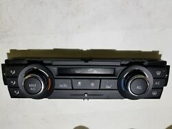 BMW OEM 10-13 328i-Climate Control Unit Temp Fan Heater AC 64119292267 A145
