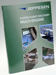 Jeppesen Multi-engine Textbook Gfd [10001888-003 Js314540] Free Shipping