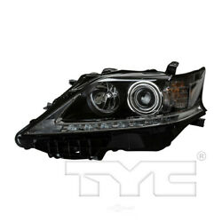 Headlight Assembly-NSF Certified Left TYC 20-9370-00-1 fits 13-15 Lexus RX350