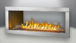 Napoleon Galaxy™ See Thru Double-Sided GSS48ST Gas Fireplace 55000 btu