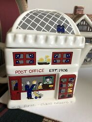 Wade English Life Teapots Post Office General Store Barry Smith Barbara Wootton